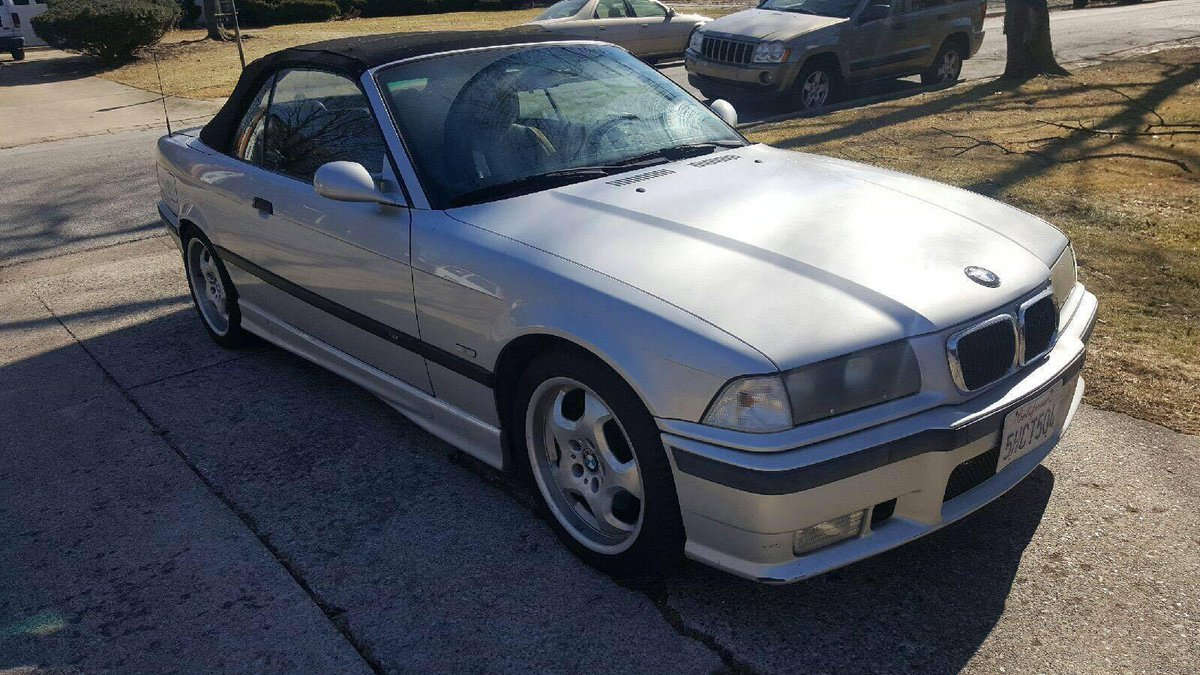 Hagerty On Twitter Stolenvehiclealert 1999 Bmw M3 Convertible Stolen 3 16 2018 From Chicago Il Please Email Information To Stolen Hagerty Com Https T Co Y5e4lpvhnr