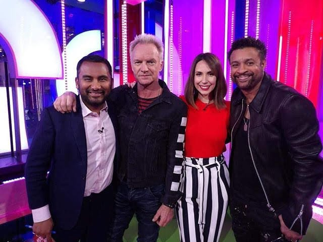 Big thanks to @BBCTheOneShow for having us last night. Watch it back here if you missed it: https://t.co/gP27DmQicr https://t.co/bI5cMuAPjw