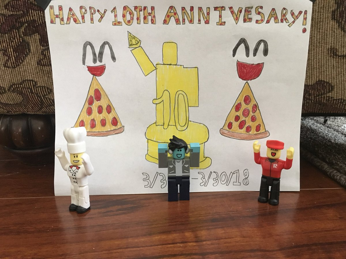 Dued1 On Twitter Pizza Place Will Turn 10 Years Old On