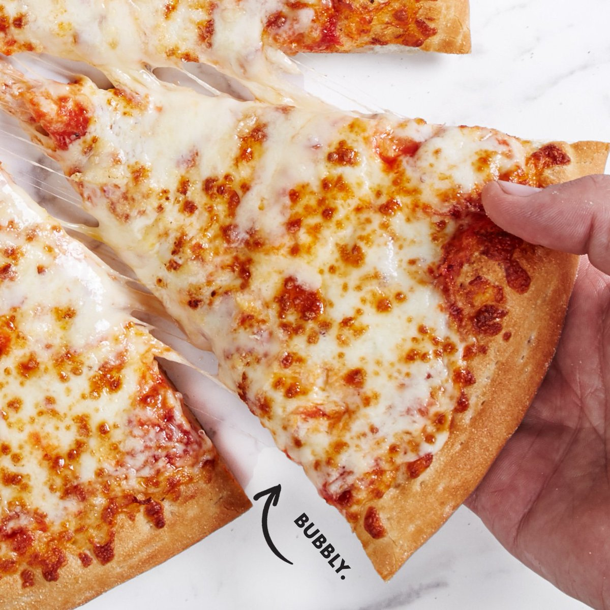 Ginos Pizza على تويتر Just Look At That Cheese It Just Doesnt