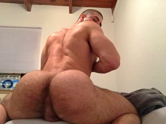 Muscular Best Male Butts