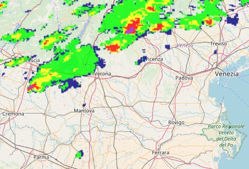 Map Of France N Italy.Severe Weather Eu On Twitter Loads Of Lightning Activity In Se