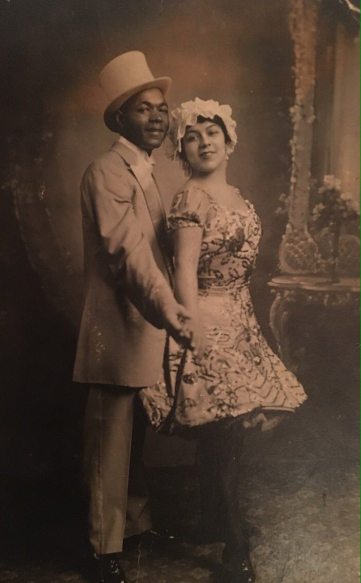 Sadie & Adolph performed at #WimbledonTheatre in 1915 SHE'S BACK! for #MertonHeritage #DiscoveryDay Sat May 12th #MordenCivicCentre @MertonLibraries @MertonCouncil The story of #FirstLadySadie #Tooting #jazzpioneer #LostWomenOfBritishJazz
