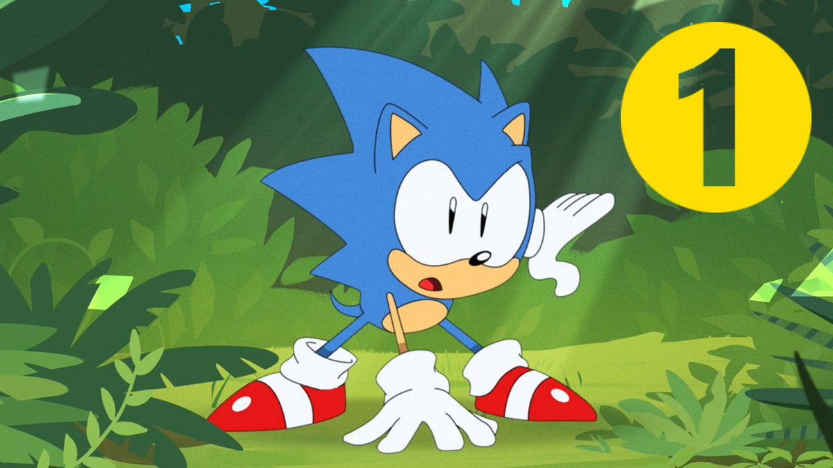 Sonic the Hedgehog on Twitter: