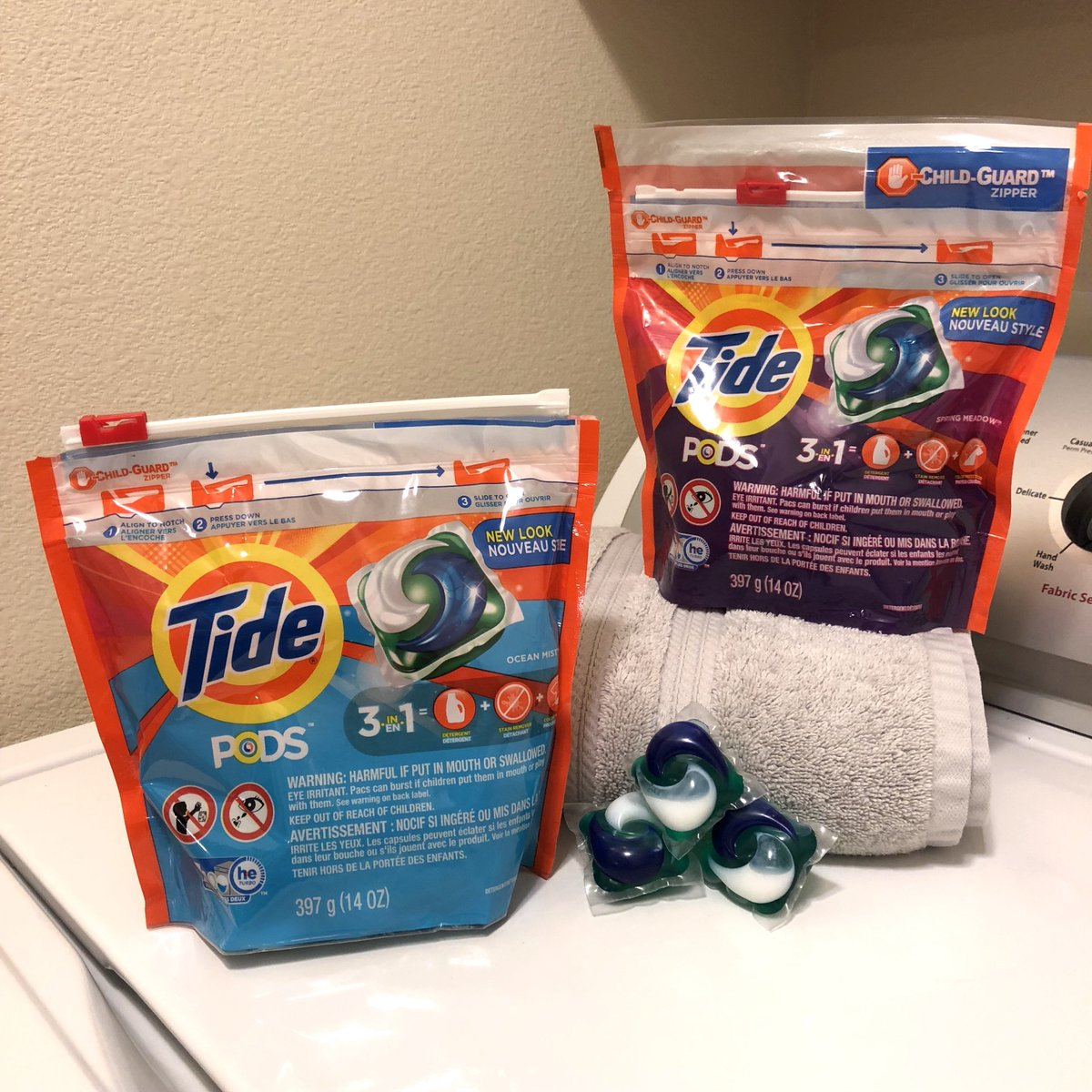 Stephanie On Twitter Ad Save 3 On Tide Pods At Walmart Using A P G Brandsaver Coupon Tide Pods Spring Meadow 16 Ct Has Everyday Price Of 4 94 W 3 Off You Pay