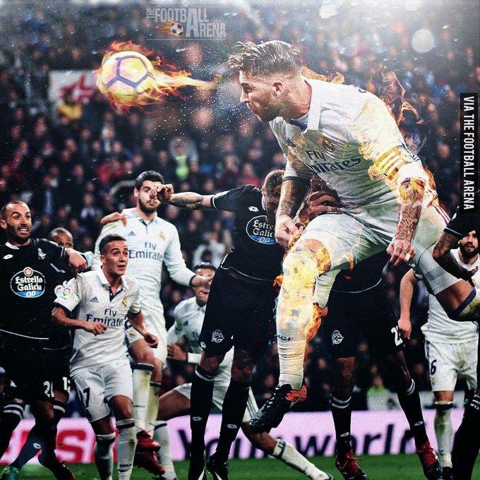 Happy birthday Mr 92.48      Sergio Ramos      All hail the King