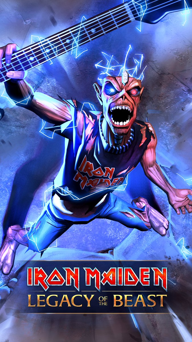 Maiden legacy on twitter up the irons get this iron - Legacy wallpaper ...