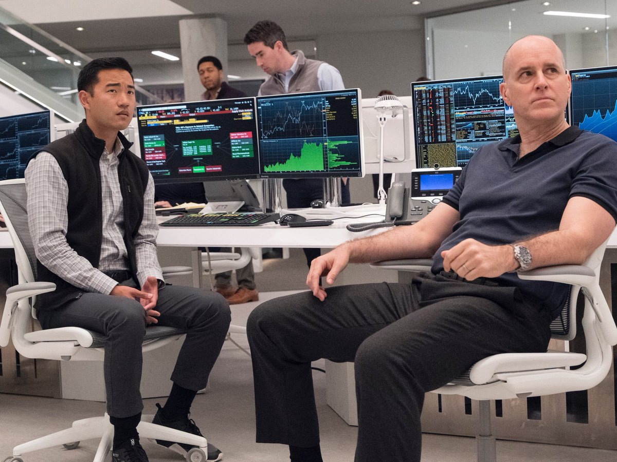 SNEAK PEEK pic of the next @sho_BILLIONS episode! Alt: the face @KellyAuCoin77 &amp; I will make if you don't watch #Billions this Sunday!  Catch up on the #BillionsPremiere now!  . . . #TeamBenKim #TeamDollarBill #whofartedface<br>http://pic.twitter.com/SxKVSI4Koa