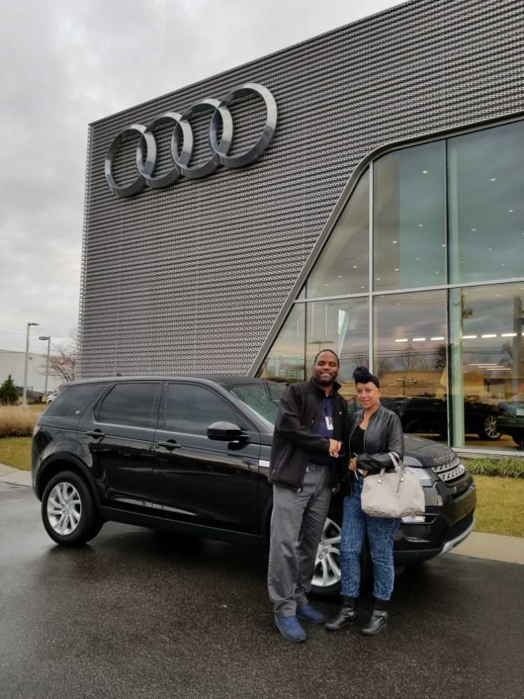 Audi Turnersville On Twitter Congratulations On Your Dream Car - Audi turnersville