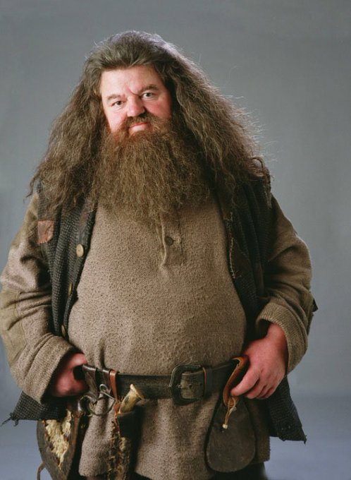 Happy 68th Birthday Robbie Coltrane
