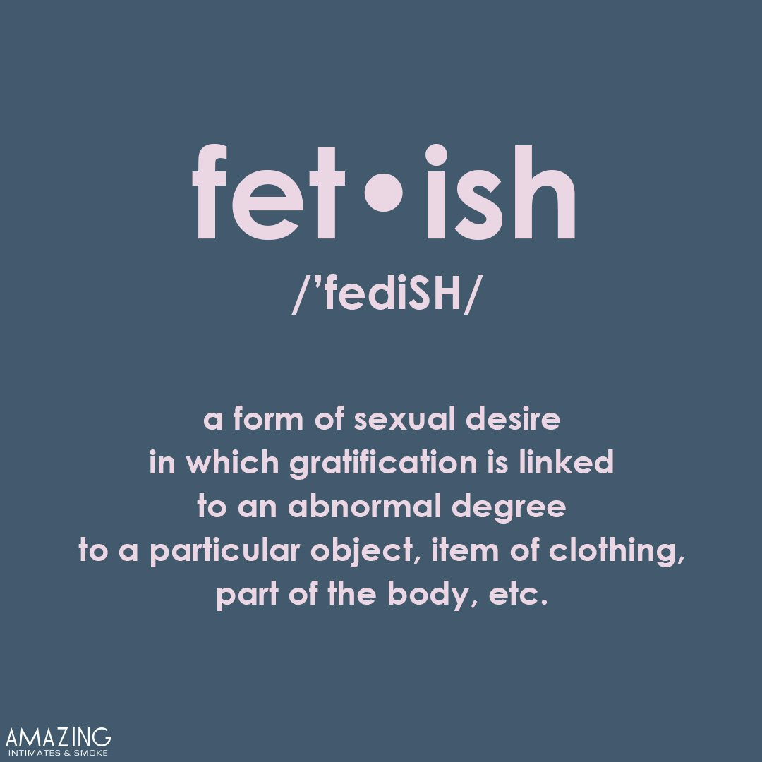 "Amazing Stores on Twitter: ""#TIL The word ""fetish"" comes from the ..."