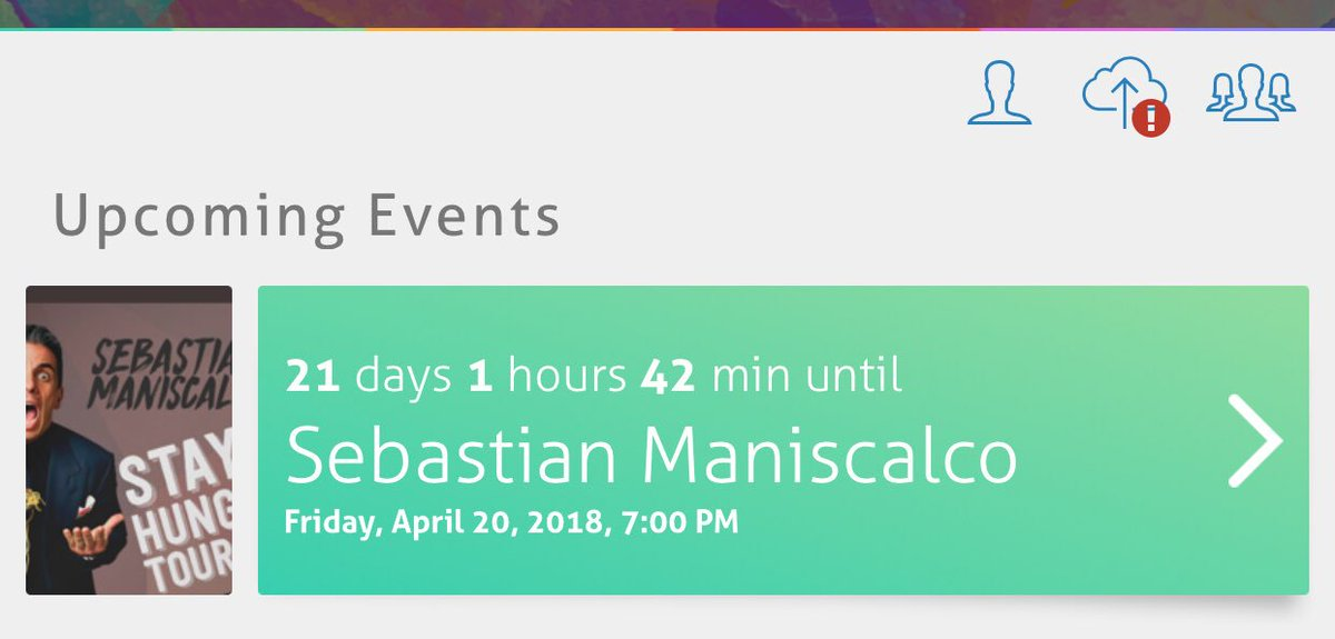 Sebastian Maniscalco on Twitter: