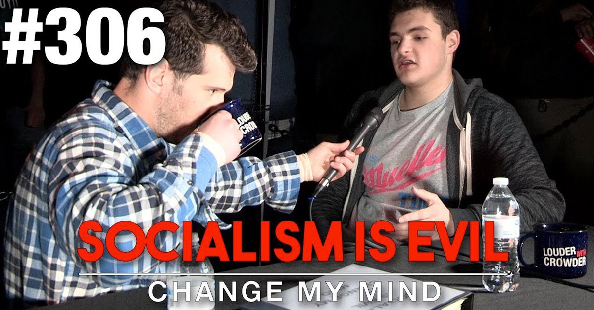 steven crowder on twitter first ever live stream of change my