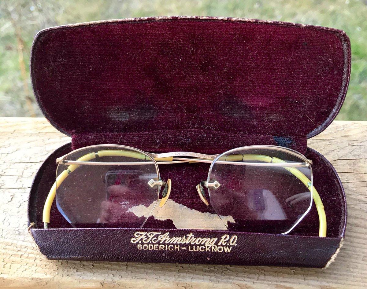 cd9275ecafff  AntiqueSpectacles  AntiqueEyeglasses  Eyeglass Frames  WireEar  Hook  Gold   Frame  1930s  Bifocal  VintageReadingGlasses https   etsy.me 2IegoHN ...