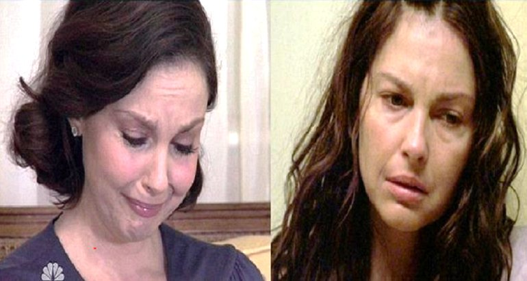 """Image result for Actress Ashley Judd Said: 'Trump Supporters Are Hurting My Career, If This Continues I'm Gonna Move From This Awful Country."""" Do You Support This ?"""