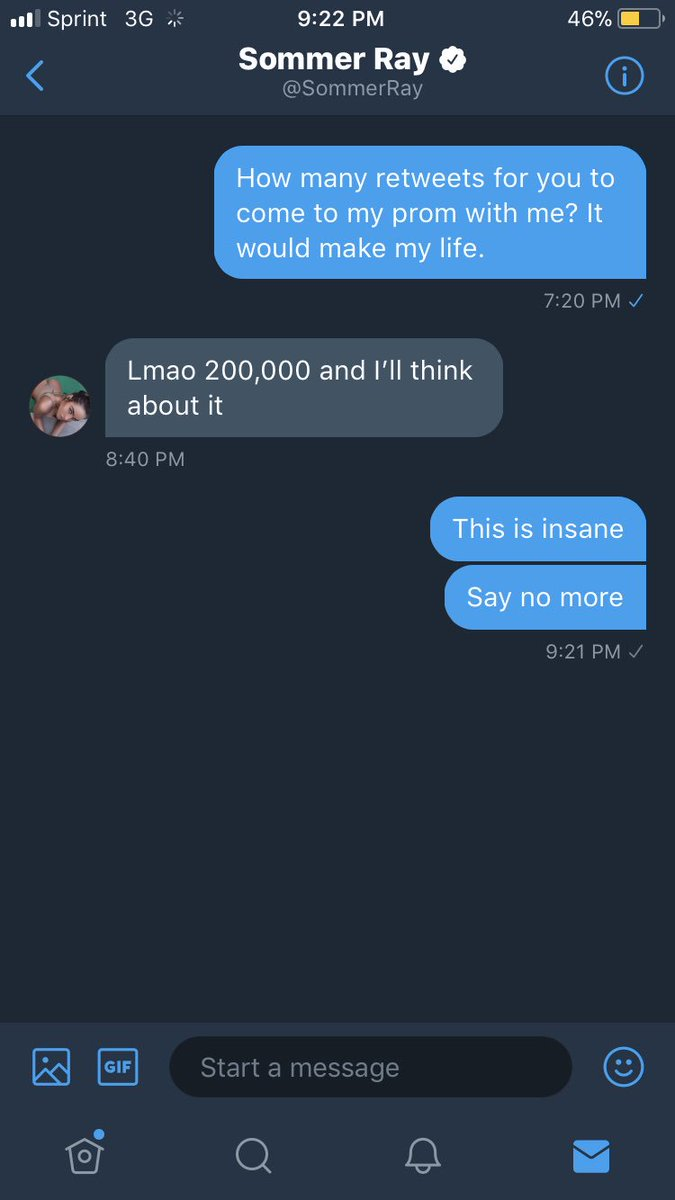 Twitter help a brother out @SommerRay