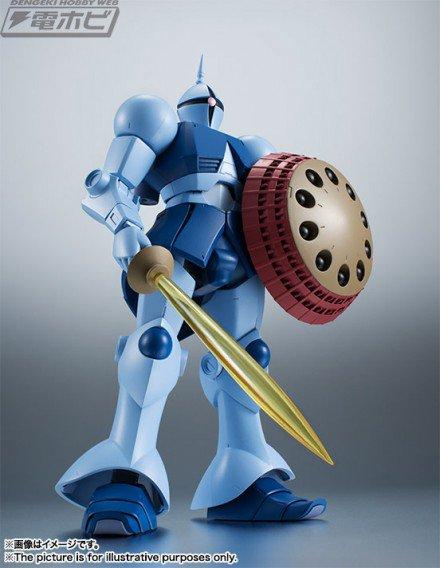 ROBOT魂 機動戦士ガンダム  YMS-15 ギャン ver. A.N.I.M.E.に関する画像3