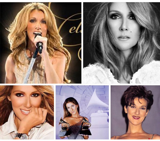 Happy 50th Birthday to The VOICE!! THE incomparable CELINE DION!