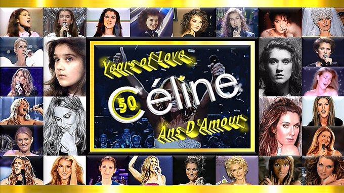 Happy Birthday, Céline Dion.