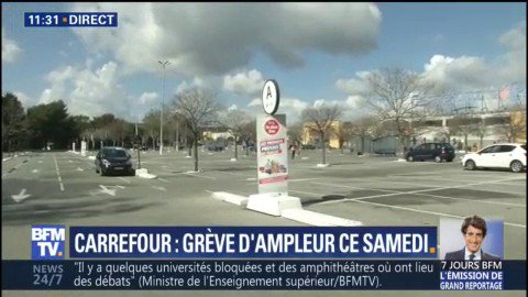 Carrefour Antibes Dernieres Actualites En Direct Info En Temps
