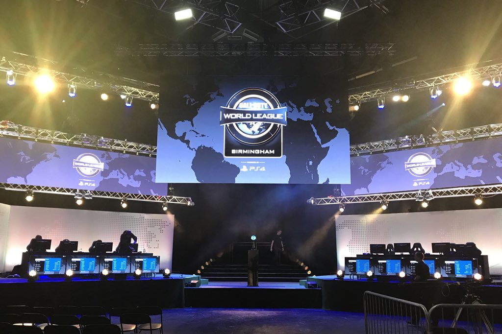 Day 2 #CWLBirmingham !! Just arrived at...