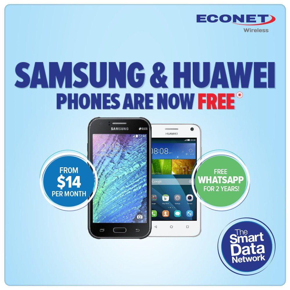 Econet Wireless on Twitter: \