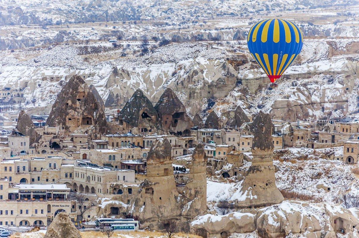 Turkey tours travel