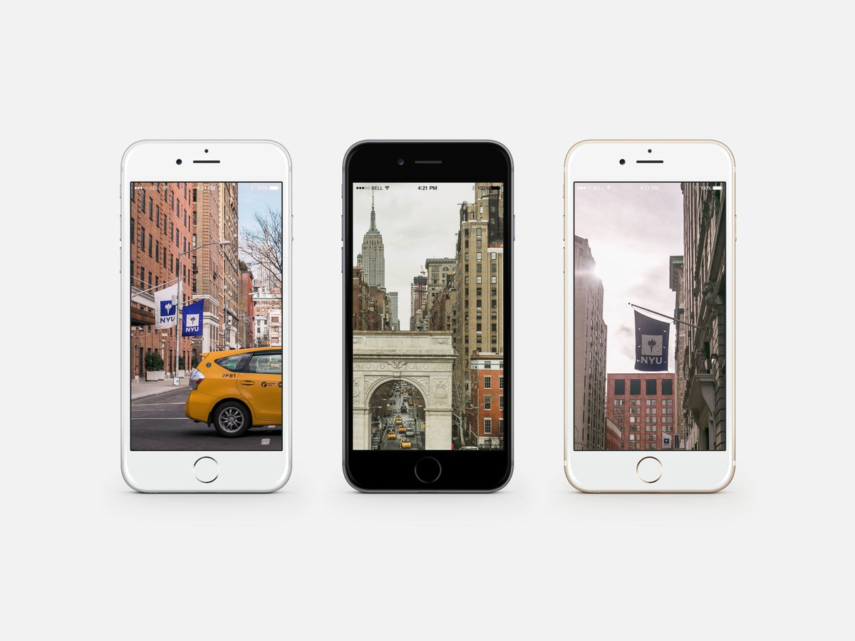Whether Youre An Alum A Newly Accepted Member Of NYU2022 Or Anyone In Between Flaunt It By Downloading NYU Wallpaper For Your Phone