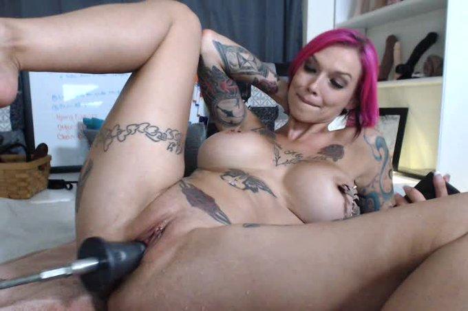 Anna Bell Lesbian Squirt