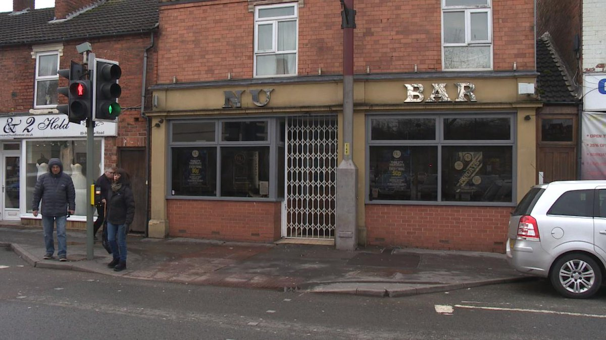 Two people were taken to hospital after a CS gas was reportedly set off in a Kidderminster nightclub. https://t.co/S3OcuSCpsn