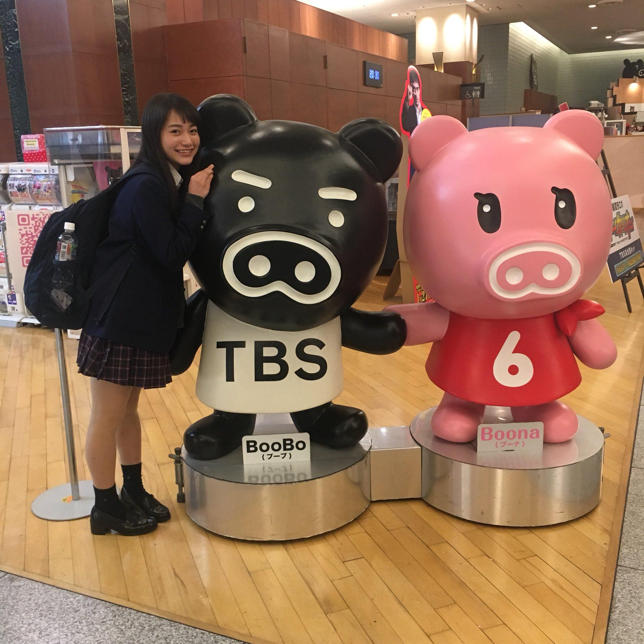 TBSの福田愛依