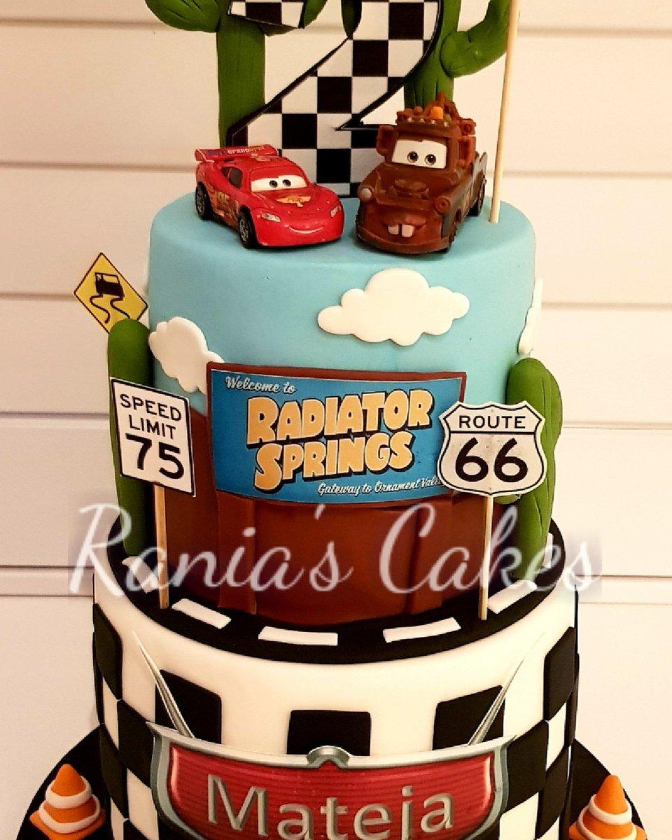 Ranias Cakes On Twitter Happy Birthday Little Champ Birthday