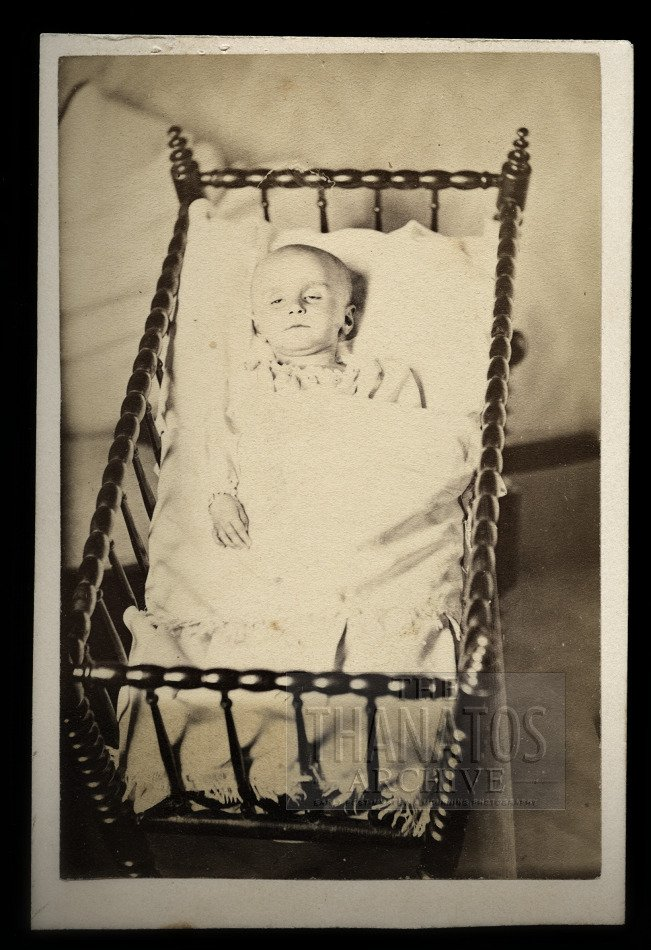The Thanatos Archive On Twitter Post Mortem Photography Mid 1860s