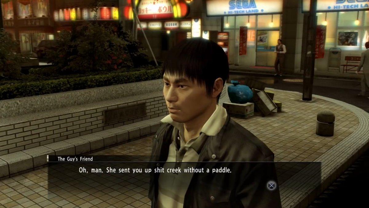 e2395896b Yakuza Without Context on Twitter
