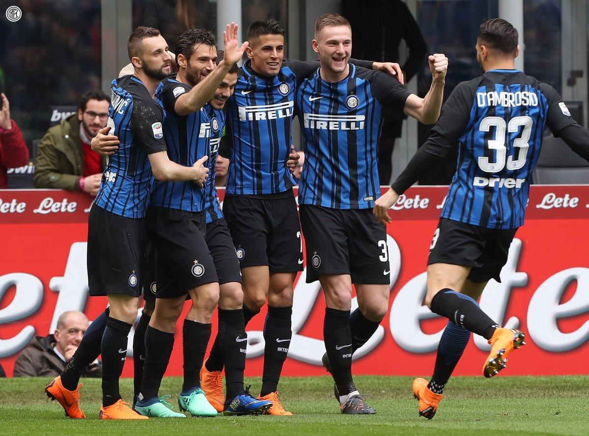 3⃣ gol e 3⃣ punti a San Siro per la squadra di #Spalletti! 💪  Leggi qui il match report di #InterVerona 👉 https://t.co/47OcGRHXdd #FCIM https://t.co/aGREjTGI6s