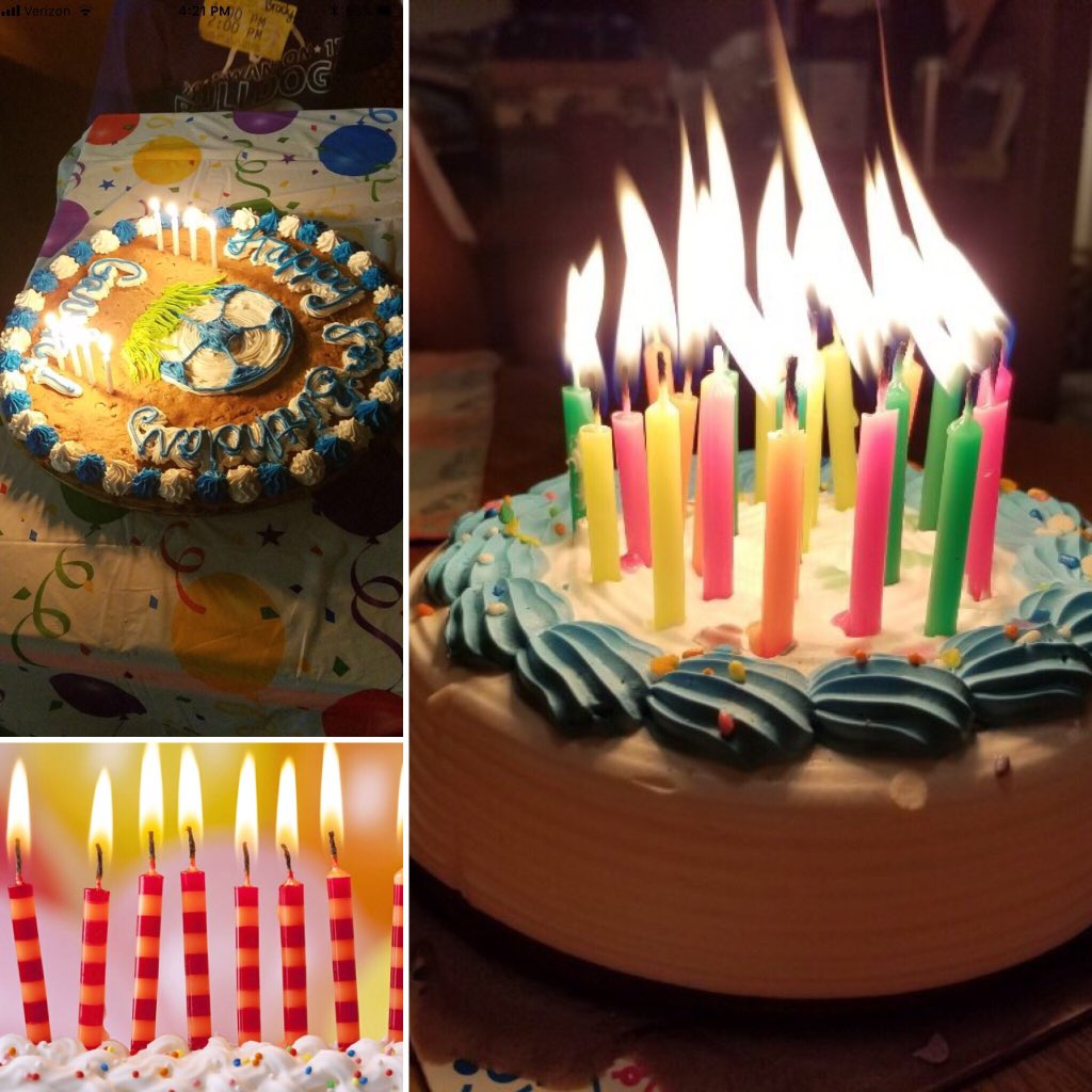 MathPhotoADay BirthdayCandles Last Day For The Challenge Our Students Have Had Fun Posting Pictures