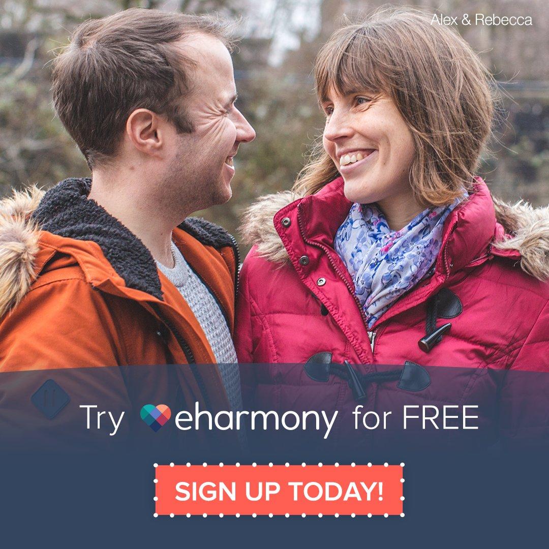 Try eharmony for free
