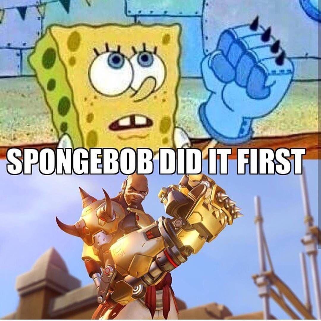 Memes meme gamingmeme gamingmemes games game spongebobsquarepants spongebob squarepants spongebobmemes spongebobmeme overwatch overwatchmeme