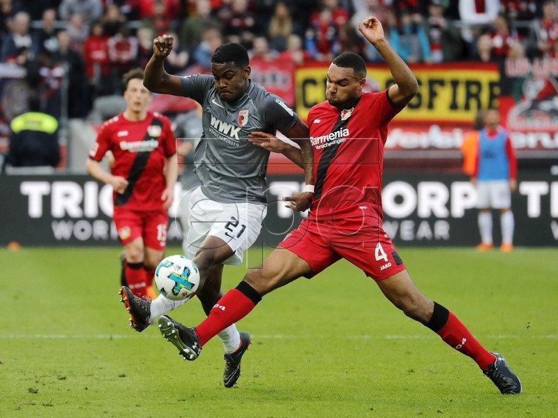 Video: Bayer Leverkusen vs Augsburg