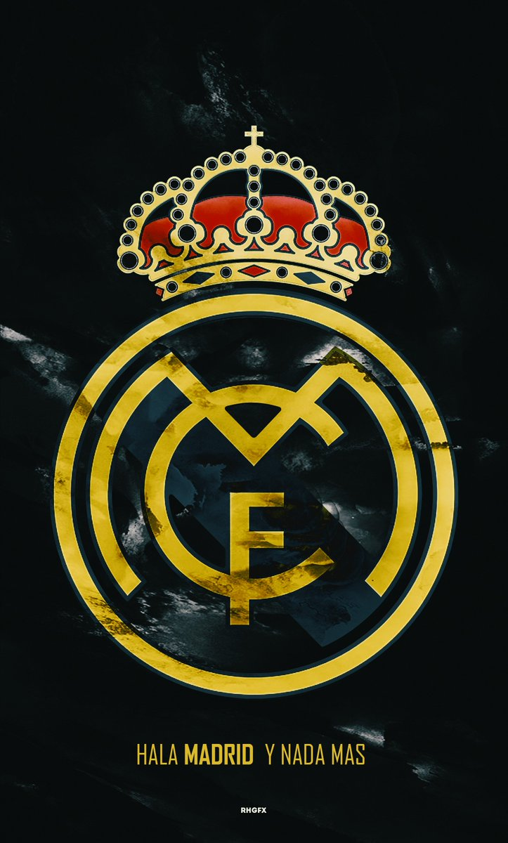 Rhgfx On Twitter At Realmadrid Logos Wallpaper
