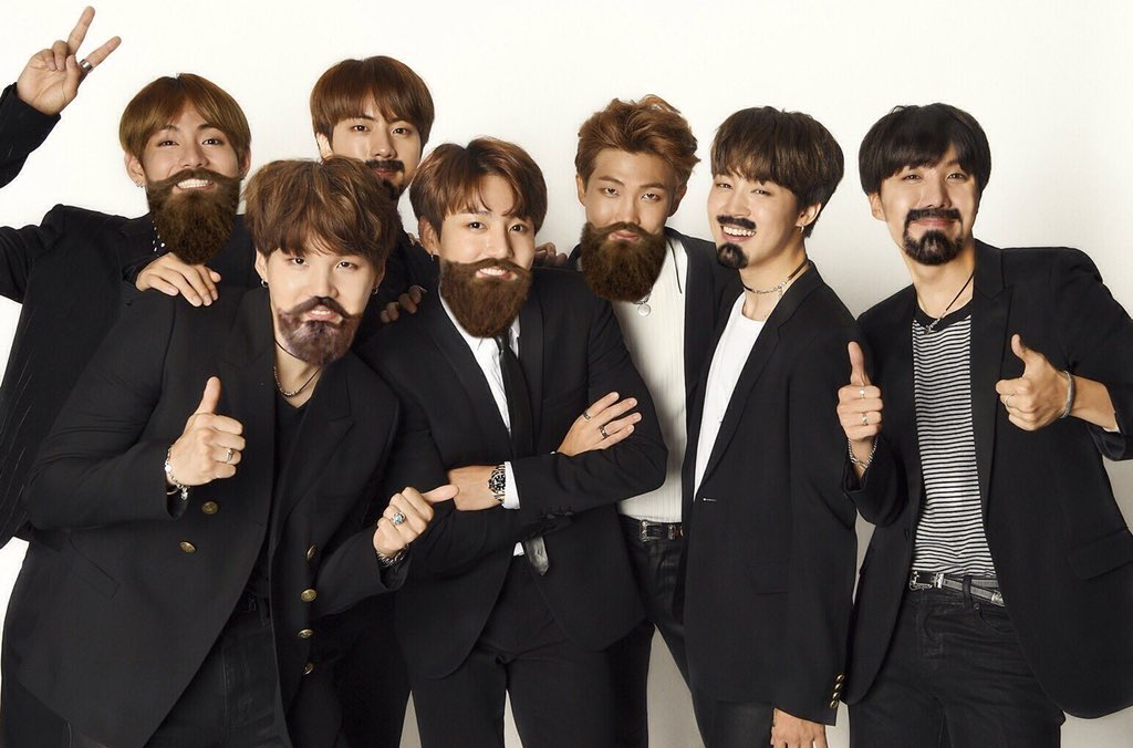 ARMY help #Hello_We_Are_Beardtan trend worldwide for April Fools' Day! https://t.co/rSzzv2tJU3