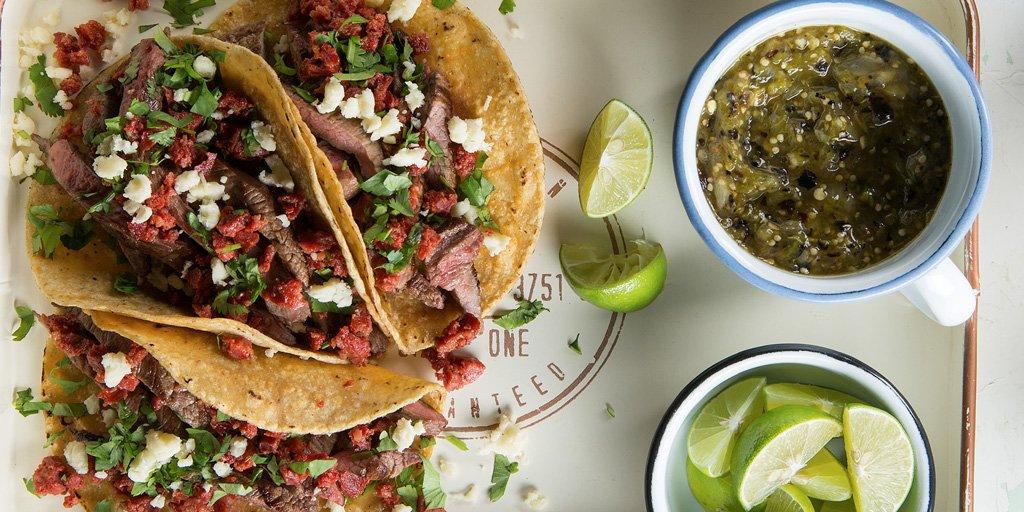 Los #TACOS representan a la comida mexicana en todo el mundo. #DíadelTaco https://t.co/9kOg3goweF