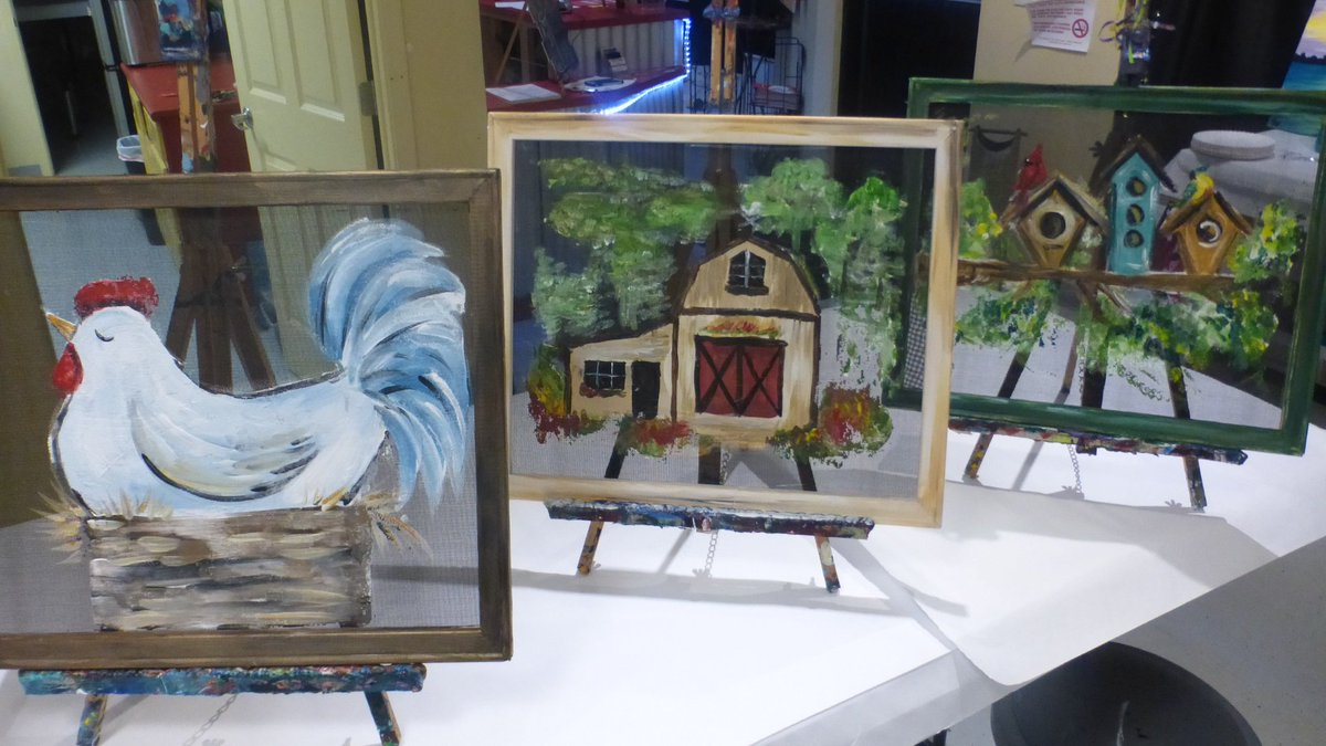 Pwat Lafayette On Twitter New At Painting With A Twist Rebeca