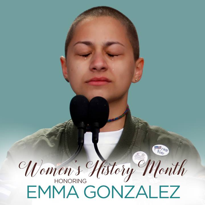Emma Gonzalez: Latest News, Breaking Headlines And Top