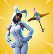 Foxysnaps on twitter lol fortnite hop into the action new bunny brawler outfit and carrot - Fortnite bunny brawler ...