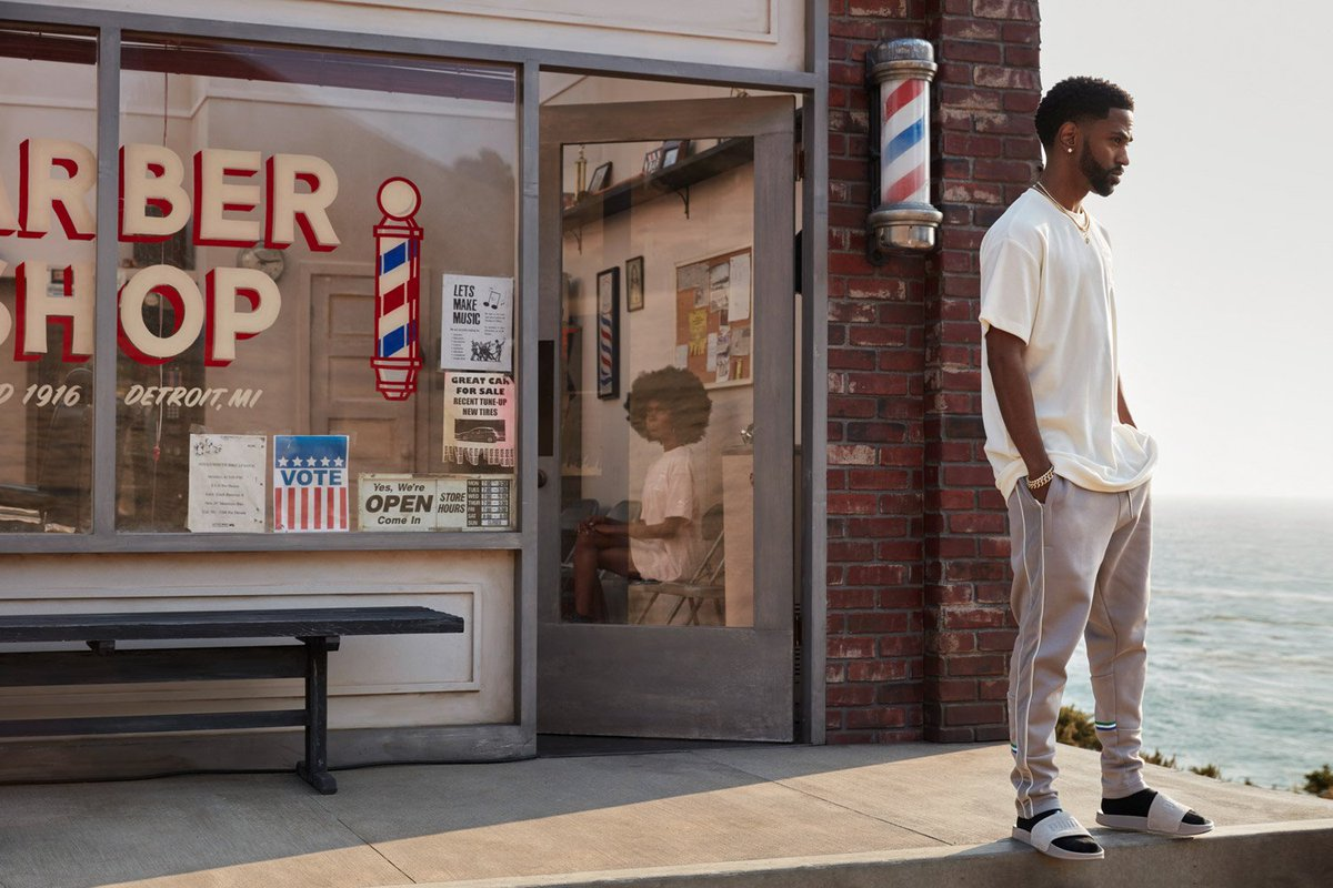 PUMA x Big Sean SS18 Collection Available now. https://t.co/cXKPyDr4rv