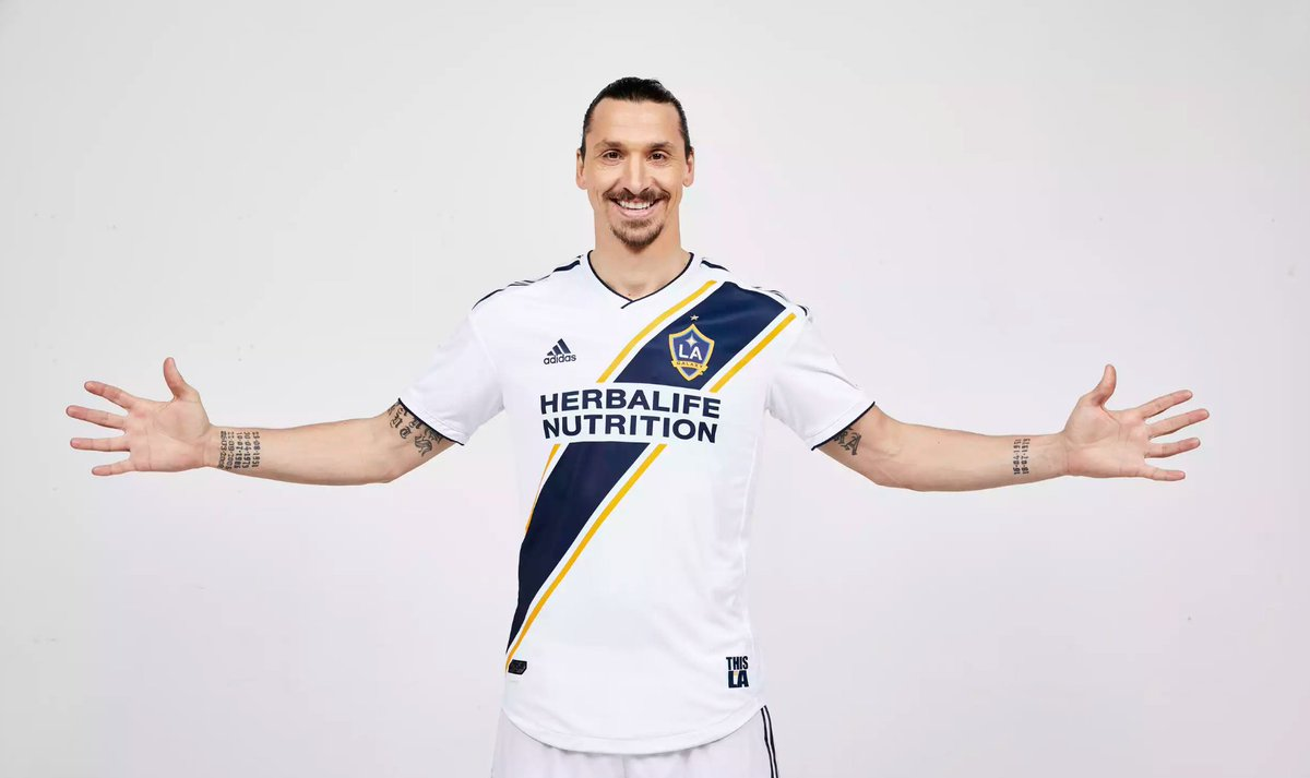 71: Zlatan Ibrahimovic comes on for his @LAGalaxy  debut. 77: Zlatan Ibrahimovic scores his first goal for @LAGalaxy .  I conquered MLS in six minutes 🙃
