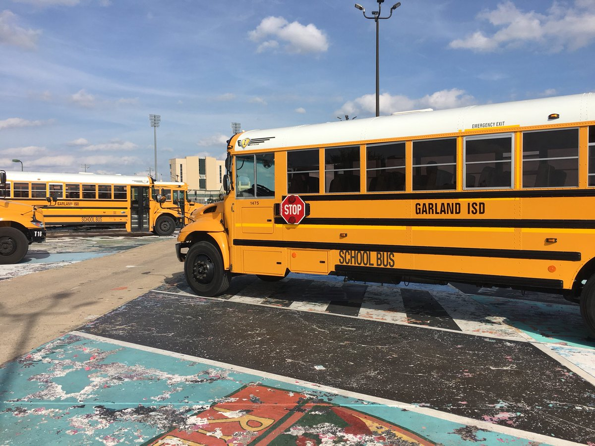 Gisd Vapa On Twitter A Special Thank You To Gisd Transportation For Taking Part Of Your 3 Day Weekend To Bring Our Uil Oap Students From Nfhs Ghs Safely To Waxahachie