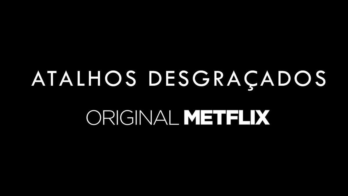 """↗️ Atalhos desgraçados atualizados  ⚡️ """"Séries Originais da Metflix"""": https://twitter.com/metflixbrasil/status/966826993701543938…  ⚡️ """"Festival Rollapraloser"""": https://twitter.com/MetflixBrasil/status/980213512059400192…"""