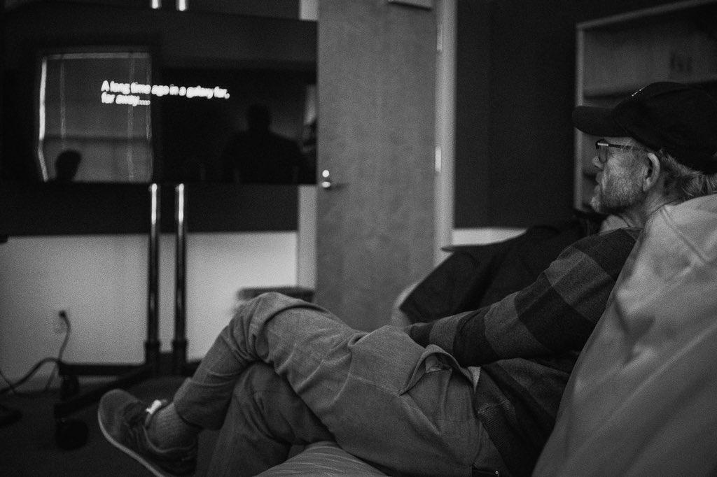 Хан Соло. Звёздные войны. Истории / Solo: A Star Wars Story [2018]: Рон Ховард об успехах производства фильма про Хана Соло: «Прямо по расписанию»